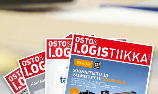 Osto&Logistiikka-lehti