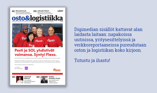 Osto&Logistiikka -digimedia